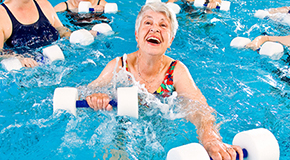 Recreation programs and centres for seniors