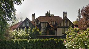 A character home in Shaughnessy