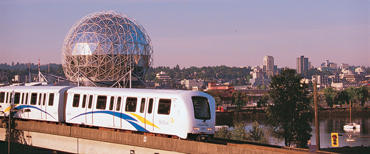 Visitor S Guide To Public Transit City Of Vancouver
