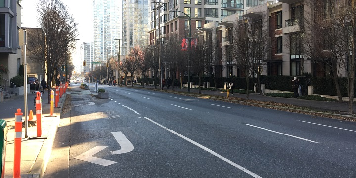 Smithe Street Upgrades