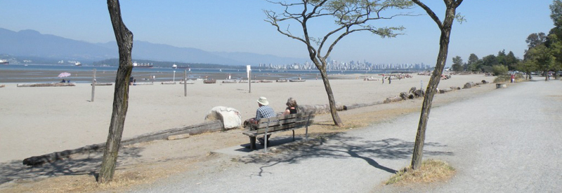 Spanish Banks Bench