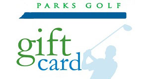 Vancouver Parks Golf gift card