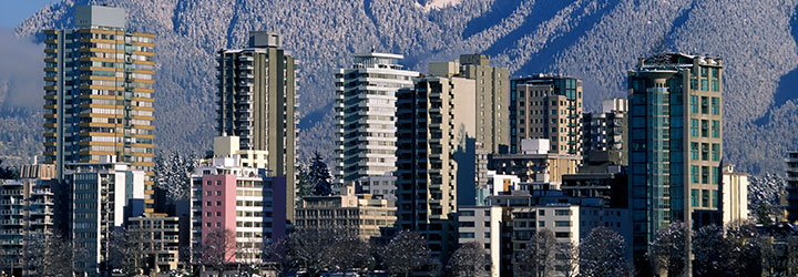 Multiple Vancouver apartments in the West End