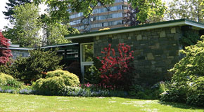Vancouver Park Board Office