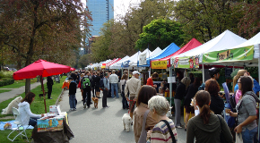 City Pilot Program to allow vending of craft liquor at Vancouver Farmers' Markets