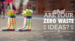 Zero Waste ideas promo