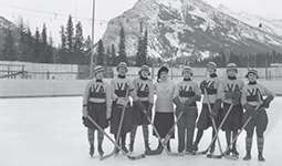 Vancouver Amazons, a women's hockey team from the 1920s