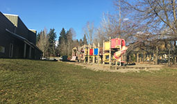 Champlain Heights playground