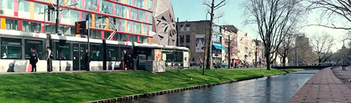 Green infrastructure in Netherlands