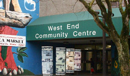 West End Community Centre building