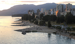 View of English Bay