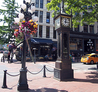 Gastown Complete Streets